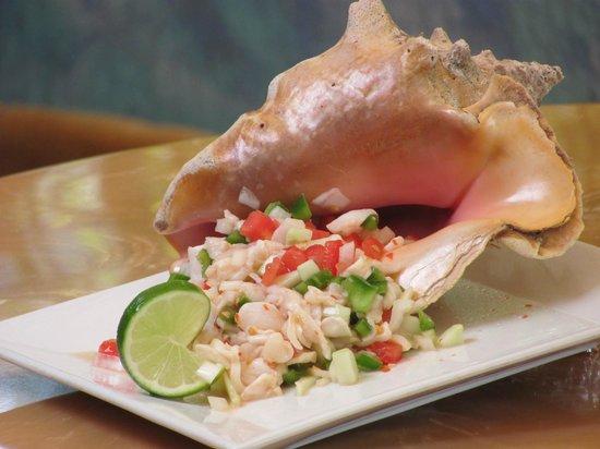 Bahamian Seafood