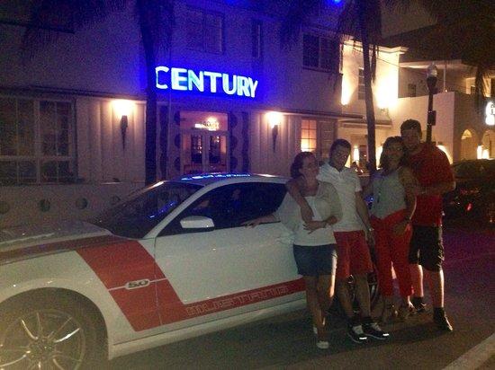 Century Hotel: Century