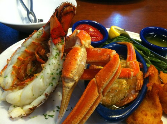 Red Lobster Lobster meal & Lobster meal - Picture of Red Lobster Palm Desert - TripAdvisor
