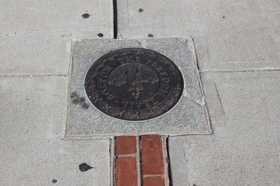Bunker Hill Monument : Freedom Trail Start