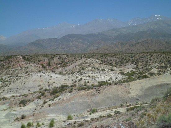 Cabanas Andinas: Alrededores de  Potrerillos