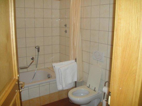 Hotel Caesar Prague : Bathroom