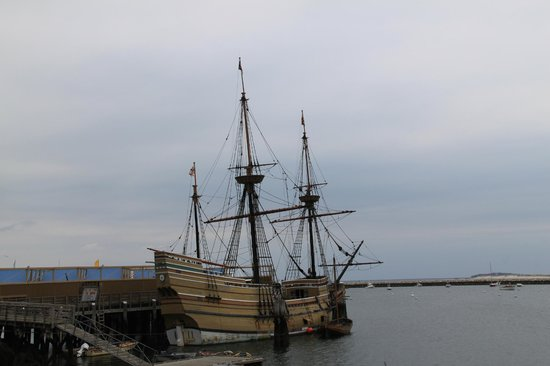 Plymouth Rock: Mayflower II