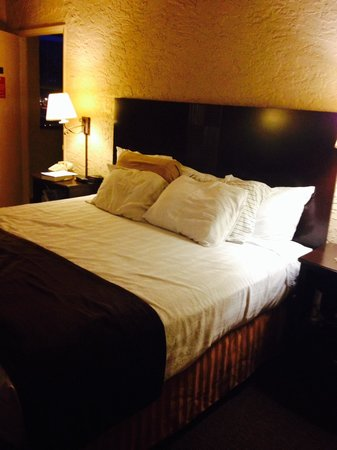 The Andante Inn of Sedona: Bed