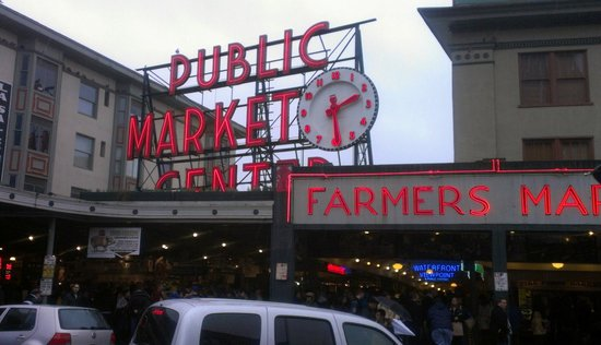Seattle By Foot: Pike Place Market