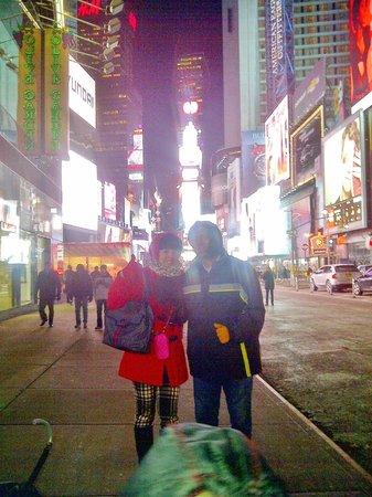 The Manhattan at Times Square Hotel: cerca del hotel