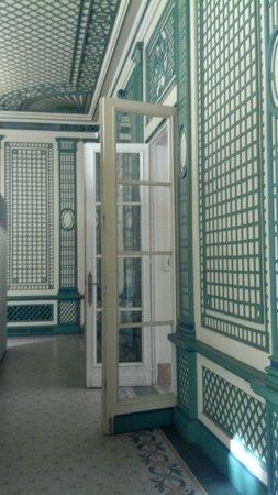 Museo Palacio Ferreyra: una de las habitaciones