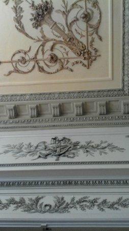 Museo Palacio Ferreyra: detalle techo