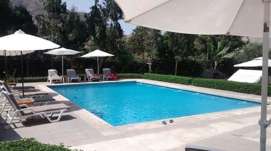 El Molino Hotel & Restaurante : Piscina