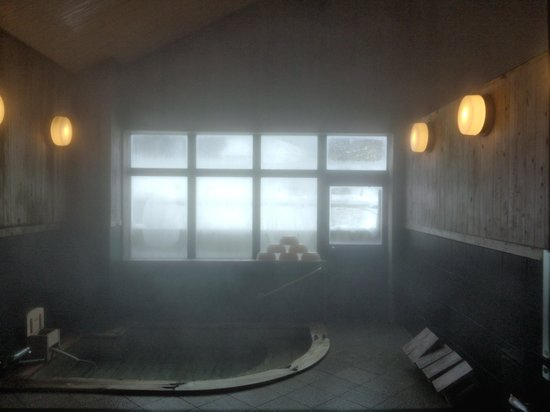 Nuruyu Onsen: 飯塚旅館のお風呂