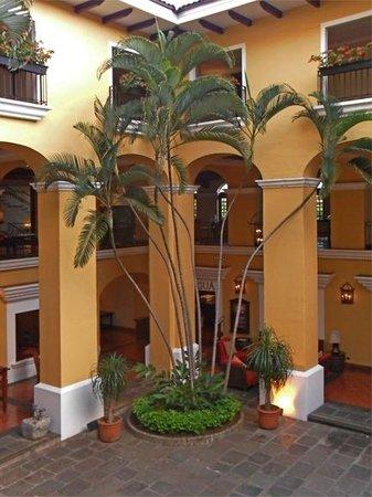 Costa Rica Marriott Hotel San Jose: Courtyard
