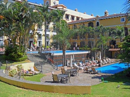 Costa Rica Marriott Hotel San Jose: Pools