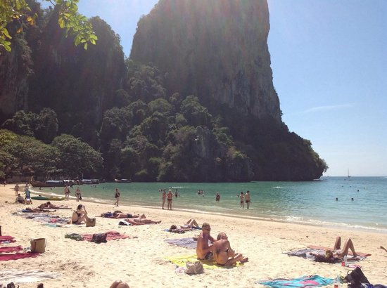 Railay Bay Resort & Spa: The Beachfront