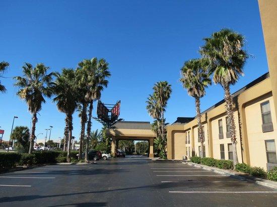 Hampton Inn Orlando - Florida Mall : Frente