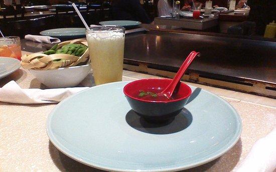 Ichiban Japanese Teppanyaki & Sushi - Caguas: miso soup