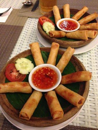Turi Beach Resort : Dinner at Turi Beach