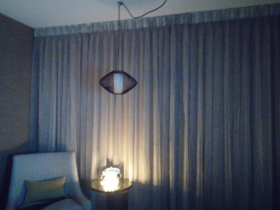Hyatt Regency Indianapolis: Our room