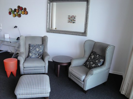 Auckland Waterfront Serviced Apartments: Living room