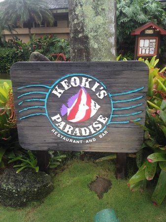 Keoki's Paradise: Keoki's
