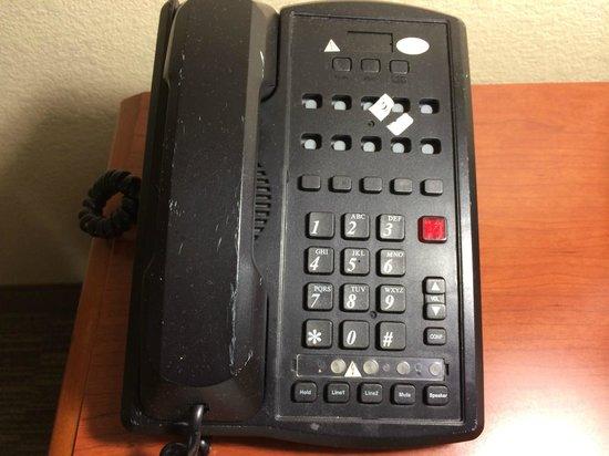 The Inn at Centennial Park: The phone...