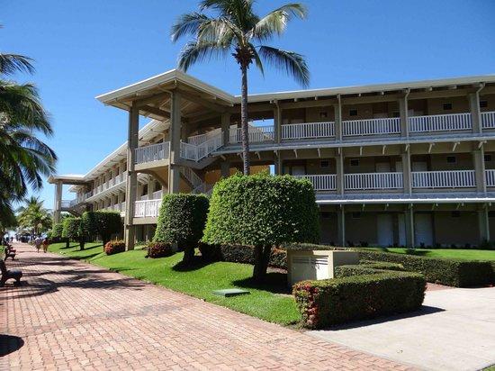 Doubletree Resort by Hilton, Central Pacific - Costa Rica: Una parte del hotel