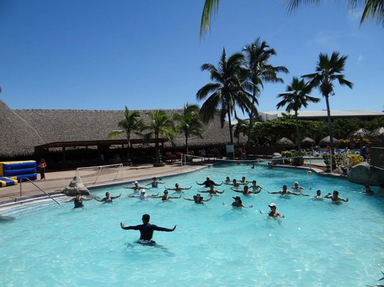 Doubletree Resort by Hilton, Central Pacific - Costa Rica: Un merecido relax de los huéspedes