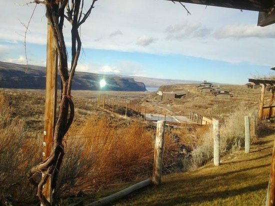 Cave B Estate Winery & Resort: Spectacular views await you at Cave B Inn And Spa