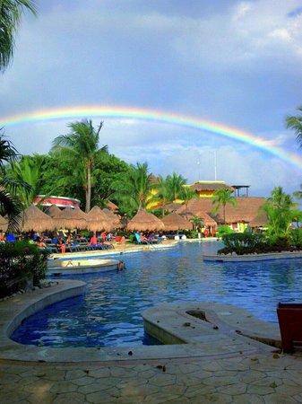 Iberostar Tucan Hotel: A rainbow in Paradise