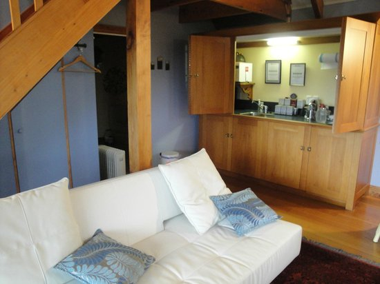 Kamahi Cottage: Such a lovely and comfortable cottage