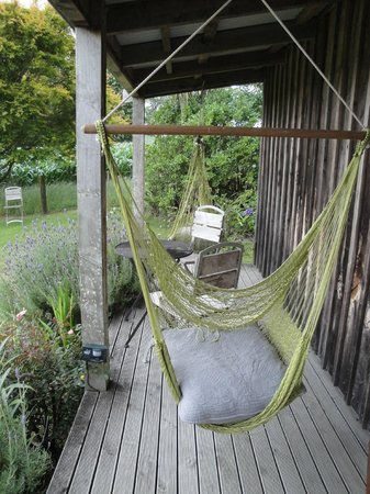 Kamahi Cottage : Perfect place to relax!