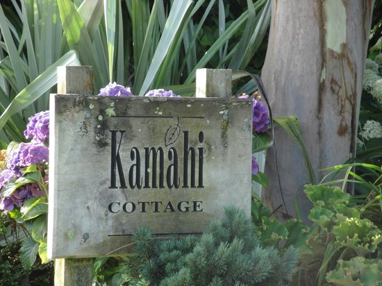 Kamahi Cottage: Your hosts will make you feel at home