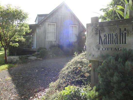 Kamahi Cottage: Great cottage