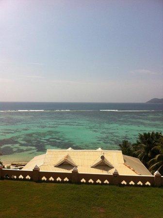 Au Fond de Mer View: Anse royale view