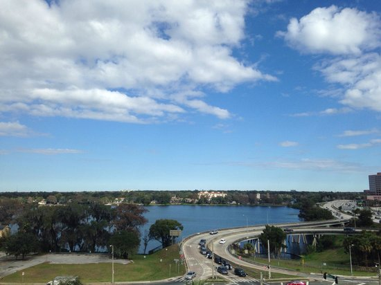 Crowne Plaza Orlando Downtown: View from 8th floor
