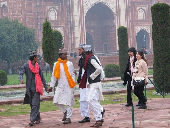 The Oberoi Amarvilas : At the Taj Mahal
