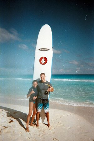 Gnarly's Surf School: Post Gnarly!