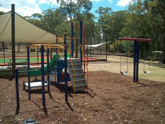 Eaglereach Wilderness Resort : Childrens Playground