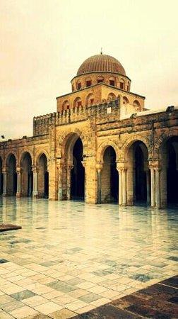 Grande Mosquée de Kairouan : grand mosque kairouan