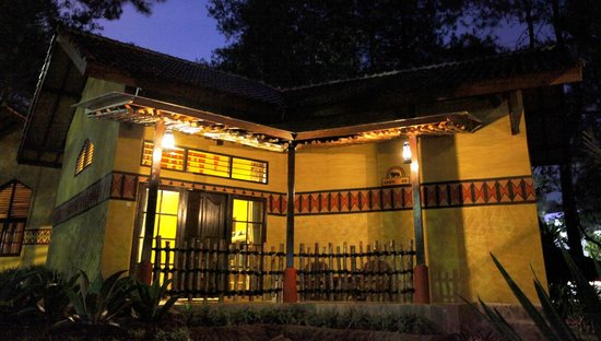 Royal Safari Garden Resort & Convention : Bungalow 2 Bed Room - Lion