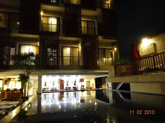 Horison Seminyak Bali : Main lobby