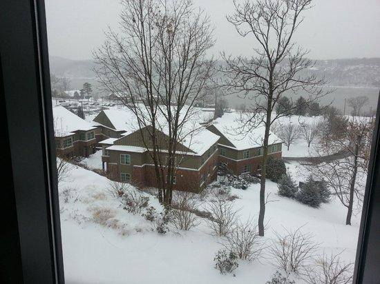 Marist College: A Snowy Day