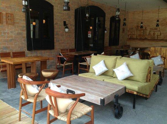 TS Suites Leisure Seminyak Bali: Indo cusine
