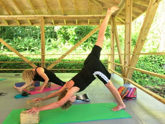 Frenchman's Cove Resort : Yoga in the Shala