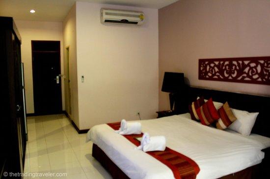 Piman Garden Hotel: Room