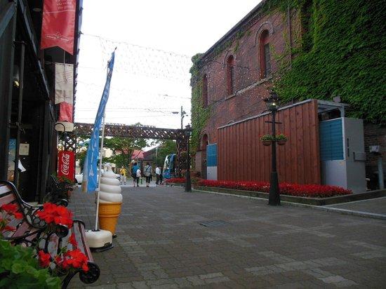 Kanemori Red Brick Warehouse: はこだて