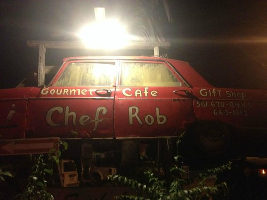 Chef Rob's Gourmet Cafe: Chef Rob's