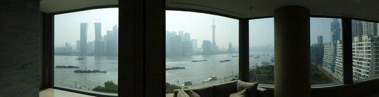 Banyan Tree Shanghai On The Bund: panorama room