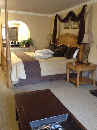 Stage Coach Lodge: King Suite