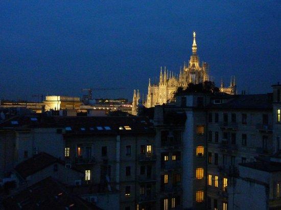 Hotel Spadari al Duomo : Aussicht aus Zimmer Nr. 11