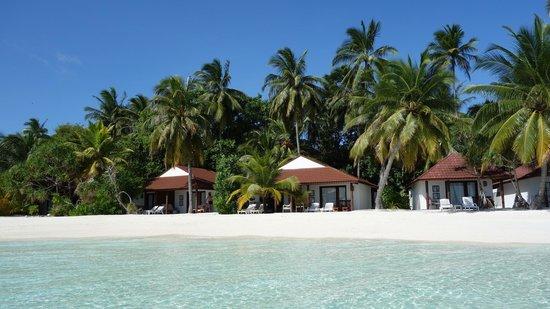 Diamonds Thudufushi Beach Villas